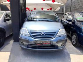 Citroën C3 1.6 16v Glx Flex 5p 2008