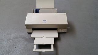 Impresora Epson Stylus Color 640 - Leer Tema Cabezal