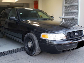 Ford Crown Victoria 4.6 S8a Police Interceptor 4p Mt 2007