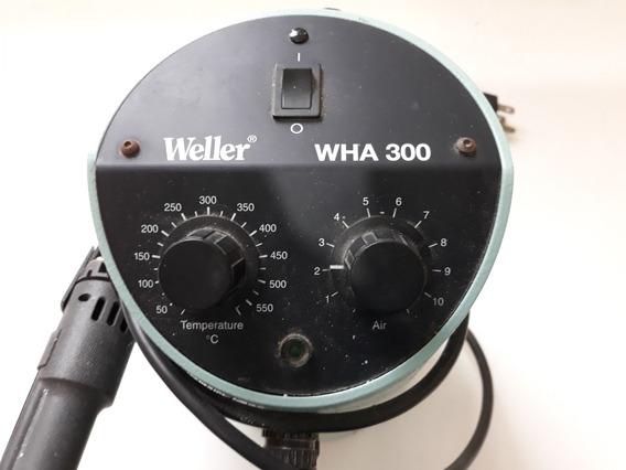 Estação De Solda Weller Wha300