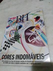 Revista Veja Bh N 15 De Abril Cores Indomáveis