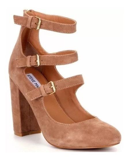 Steve Madden Zapatillas Zapatos Mary Jane Ante Envío Gratis