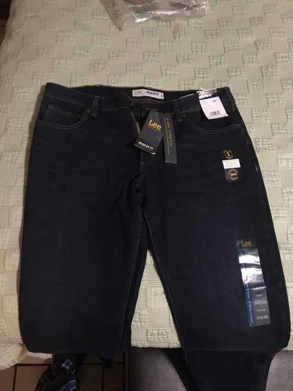 Pantalon De Mezclilla Marca Lee 34x30