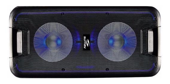 Caixa Som Sumay Ativa Amplificada 600w Titan Bluet. Portatil