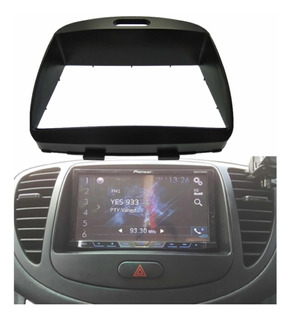 Consola Fascia Soporte Instalación Radio Hyundai I10