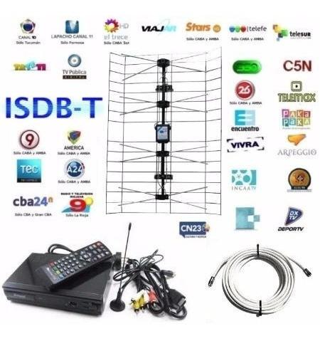 Antena Tda X 2
