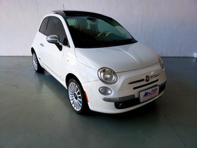 Fiat 500 1.4 16v Lounge Air Aut. 3p