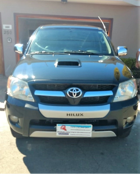 Toyota Hilux Caminhonete 3.0 16v 4p Srv Turbo Cabine Dupla