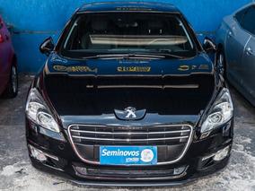 508 1.6 16v Thp Gasolina 4p Automático