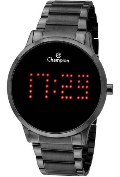 Relógio Digital Champion Ch40035d Preto