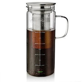 Btät Cold Brew Coffee Maker 15 Cuartos De Onza 48 Oz Iced Co