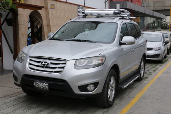 Hyundai Santa Fe 2010, 4wd Con Glp