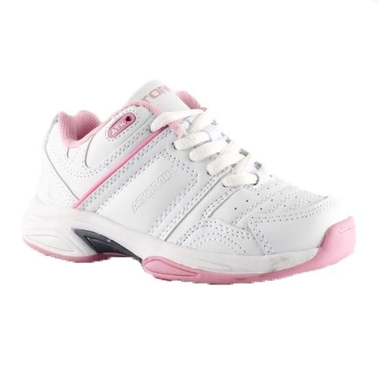 Zapatilla Atomik Footwear - 1986-at-0044-l-blanco Y Rosa