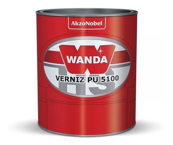 Wanda Kit Barniz 5100 5lts + Endurecedor 3093 1lt
