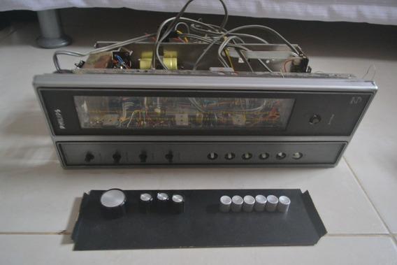 Rádio Do Toca Disco Philips 895 Funcionando! Com Knobs