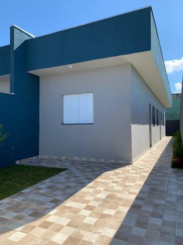 Lançamento Em Itanhaém - Casa Nova A Venda Na Praia