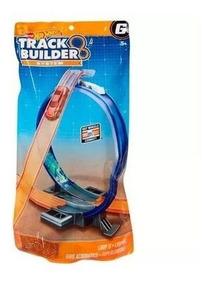 Hot Wheels Track Builder Volta Mortal Looping Fnj23 - Mattel