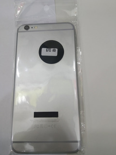 Carcaça Aro Chassi Tampa Traseira iPhone 6 Plus 5.5 + Flex