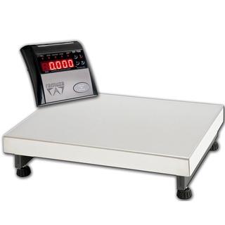 Balança 300kg X 50g Com Plataforma 500 X 500 Mm Idr 7.500 Ab