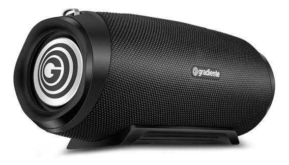 Caixa De Som Bluetooth Gradiente Aqua Powerfull Gsp101 30w