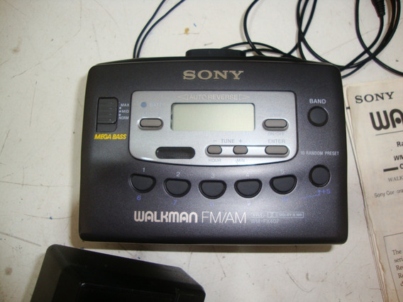 Walkman Sony( Reliquia)