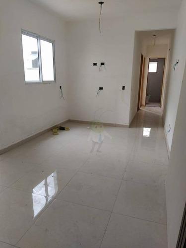 Imagem 1 de 10 de Apartamento Com 3 Dormitórios À Venda, 64 M² Por R$ 400.000,00 - Vila São Pedro - Santo André/sp - Ap1462