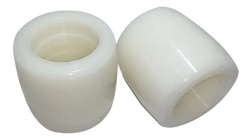 Imagem 1 de 3 de Roda De Carga Dupla Nylon Para Paleteira Tm 2500 - 74 X 70