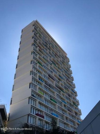 Departamento En Renta En Centro Sur, Queretaro, Rah-mx-21-524