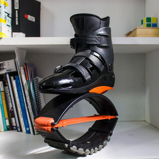 Kangoo Jumps Zapatos Color Naranja Xr3 - Large