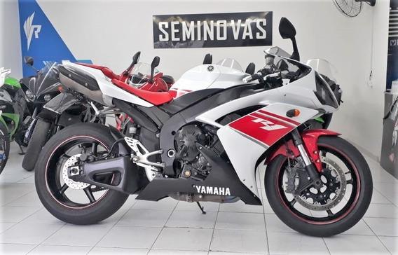 Yamaha Yzf R1 2008 Com Pouco Km