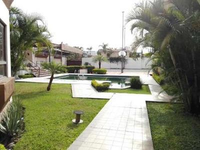 Casa En Condominio En Real Hacienda De San José Sumiya / Jiutepec - Ber1-537-cd