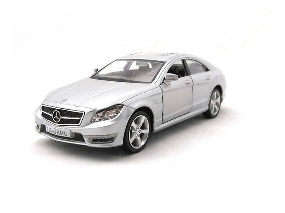 Miniatura Mercedes-benz Cls 63 Amc Escala 1/32
