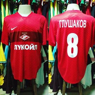 Camisa Spartak Moscow - 2014 - Perfeito Estado - Tam Gg
