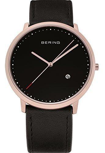 Imagen 1 de 3 de Bering Time Coleccion Clasica  Reloj Con Banda D