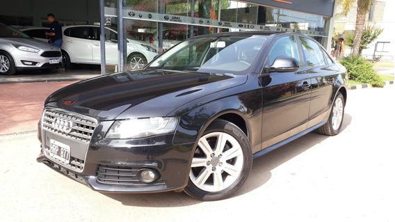 Audi A4 1.8 Tfsi Ambition Plus 2009 Financiado