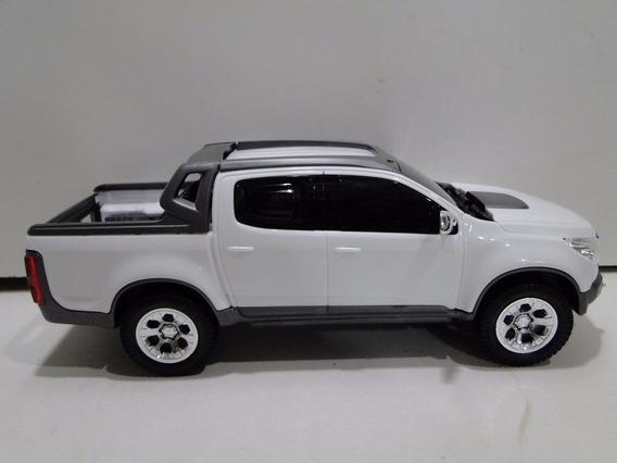 S10 Brinquedo 2018 Pickup Caçamba Pneu Borracha 31cm Automov