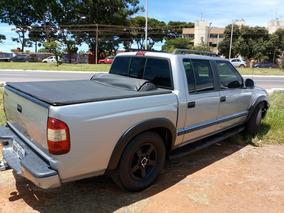 Chevrolet S10 2.4 Advantage Cab. Dupla 4x2 4p - Com Kit Gás