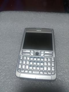 Celular Nokia E62-1 E-series Prata Gsm Sem Display, Bateria