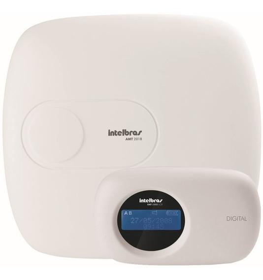 Alarme Monitorada Amt 2018 Eg Intelbras Intelbras + Bateria