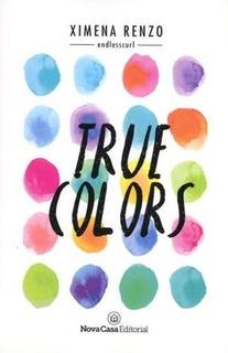 True Colors - Ximena Renzo - Nuevo - Original - Sellado