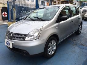 Nissan Livina 1.6 S Flex!!! Super Oferta!!! Confira!!!