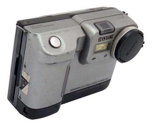 Camera Digital Sony Mavica Fd83 - Funcionando