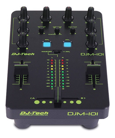 Controlador Midi Mixer Dj-tech - Djm 101 *n.o.v.o*