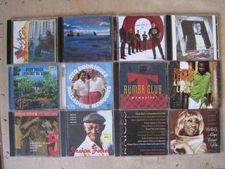 Cds Originales Oferta!! Promoción C/u Salsa Latin Mùsica D4
