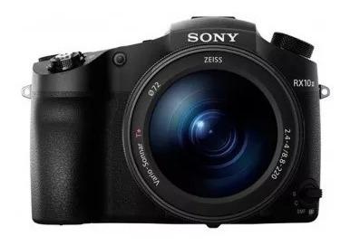 Câmera Sony Rx10 Iii (dsc-rx10m3) Wifi/4k Preto