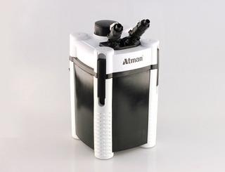 Filtro Botellon Atman At 3335s 760l/h Peceras Acuarios Usado