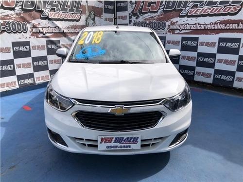 Imagem 1 de 11 de Chevrolet Cobalt 1.8 Mpfi Ltz 8v Flex 4p Automático