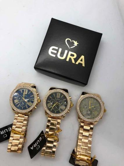 10 Kit De Relógio Da Marca Eura Atacado/revenda