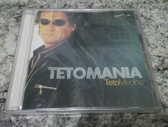 Teto Medina : Tetomania ( Cd-arg.) Metal Clon/ Glenn Hughes