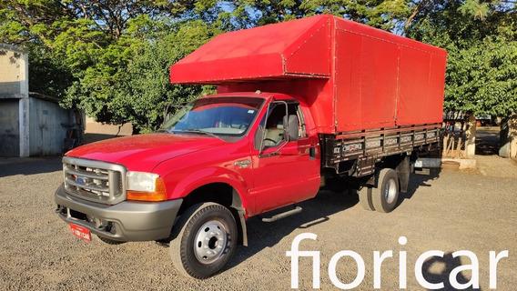 Ford F-4000 2000/2000 Carroceria Madeira Super Conservada